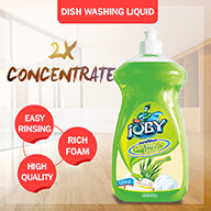 joby dishwashing liquid green tea