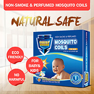 non smoke mosquito coils for kids
